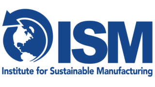 UK Institute for Sustainable Manufacturing logo